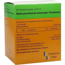 NATRIUMCHLORID 5.85% PL