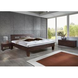 Massivholz Bett Classic 370 von Dico