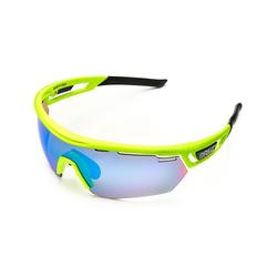 Briko Cyclope, fluo-yellow, Bikebrille