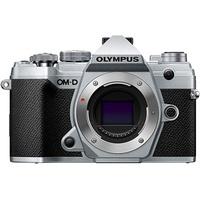 Olympus E-M5 Mark III silber + 12-40 mm Pro