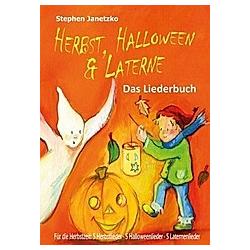 Herbst  Halloween & Laterne. Stephen Janetzko  - Buch