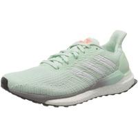 adidas Solarboost 19 W dash green/footwear white/signal coral 36