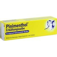 Dr Willmar Schwabe GmbH & Co KG PINIMENTHOL Erkältungssalbe