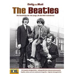The Beatles als Buch von Tim Hill/ The Beatles