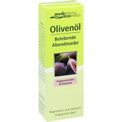 Olivenöl Belebende Abendmaske