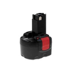 Powery Akku für Bosch Druckluftpumpe PAG 9,6 NiMH O-Pack, 9,6V, NiMH