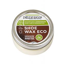 Fibertec Shoe Wax Eco Schuhpflege 100 ml Schuhwachs, transparent