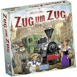 Asmodee Zug um Zug Deutschland Zug um Zug Deutschland 851761