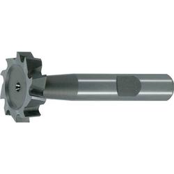 Schlitzfräser DIN 850D Typ N D.10,5mm HSS-Co Z.8 L.2,0mm