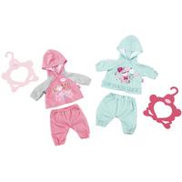 Zapf Creation Baby Annabell Baby Anzüge soritert (702062)