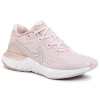 Nike Renew Run W barely rose/white/stone mauve/metallic red bronze 38
