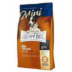 (6,29 EUR/kg) Happy Dog Mini Toscana 1 kg