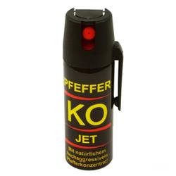 Pfefferspray »K.O.« treibt Angreifer in die Flucht · 50ml