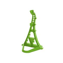 mobiler Fahrradständer TURRIX Hebie, grün