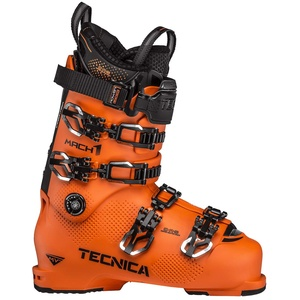 "Moon Boot Tecnica Herren Skischuhe MACH1 MV 130"" orange (33) 26,5"