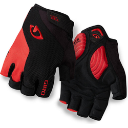 Giro Strade Dure Supergel Handschuhe black/bright red XXL
