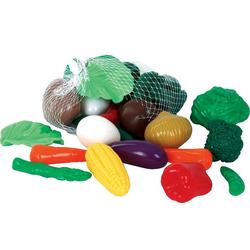GOWI Spiellebensmittel Spiellebensmittel Gemüse, 28-tlg.