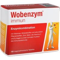 MUCOS Pharma GmbH & Co KG Wobenzym immun Tabletten