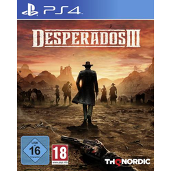 Desperados 3 PS4 USK: 16