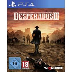 Desperados 3 PS4 USK: 16