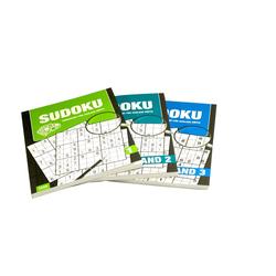 Sudoku 3 Bde.: Buch von