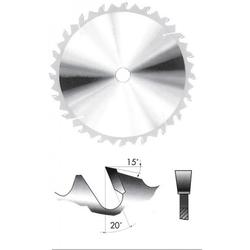 Holzkraft Hartmetall-Kreissägeblatt Ø 505 mm, grobe Schnittgüte - Holz-Kreissägeblatt für Wippkreissägen HWS 505