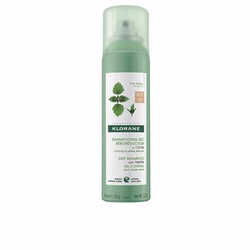 DRY SHAMPOO with nettle oil control oily, dark hair 150 ml