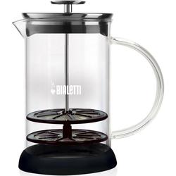 BIALETTI Milchaufschäumer Cappuccinatore Glas, Glas, Fassungsvermögen: ca. 500 ml