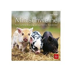 Minischweine. Jane Croft  - Buch