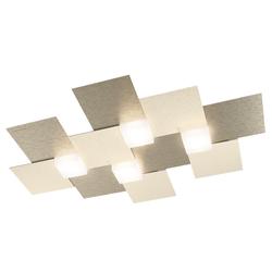 Grossmann Creo LED Deckenleuchte, 55 x 38,5 cm