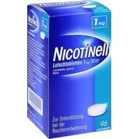 Nicotinell Mint 1 mg Lutschtabletten 96 St.