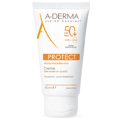 A-DERMA PROTECT Creme ohne Duftstoffe LSF 50+
