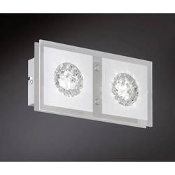 WOFI REIMS 4272.02.01.0000 LED-Wandleuchte