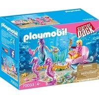 Playmobil StarterPack Seepferdchenkutsche 70033