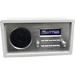 Reflexion HRA1260i Internet Tischradio Internet AUX, WLAN, Internetradio DLNA-fähig Weiß