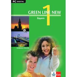 phase-6 Vokabelpaket zu Green Line NEW Bayern - Band 1