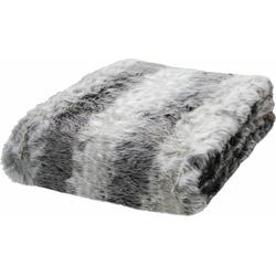 Wohndecke Fake Fur, TOM TAILOR, in Felloptik