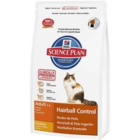 Hill's Science Plan Feline Adult Hairball Control Huhn 1,5 kg