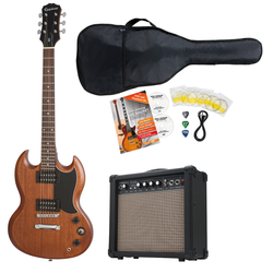 Epiphone SG Special VE VWW E-Gitarre Set