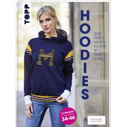 Hoodies - Selbstgenähte Kapuzenpullover mit trendy Extras als Buch von Ilka Meis