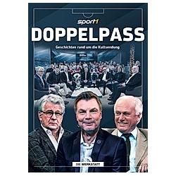 Doppelpass. Ulrich Kühne-Hellmessen  - Buch