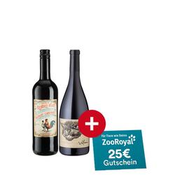 2er-Paket Tierisch gute Weine - Weinpakete