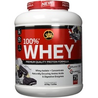 ALL STARS 100% Whey Protein Cookies & Cream Pulver 2270 g