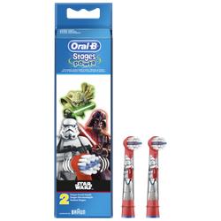Braun Oral-B Aufsteckbürsten StarWars 2er
