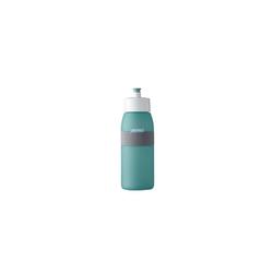 Mepal Trinkflasche Trinkflasche Sporttrinkfasche Ellipse, Trinkflasche grün