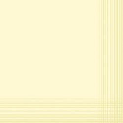 DUNI Premium-Servietten aus Dunicel, Mundtuch im Format: 41 x 41 cm, 1 Karton = 10 x 50 Stück, champagne