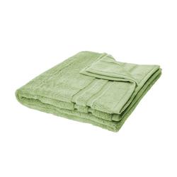 HOME STORY Duschtuch  Das neue Kuschel Wuschel ¦ grün ¦ 100% Baumwolle