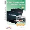 16 T-Shirt Transferfolien für bunte Textilien A4 Inkjet