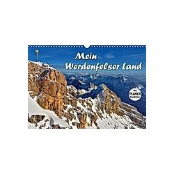 Mein Werdenfelser Land (Wandkalender 2021 DIN A3 quer)