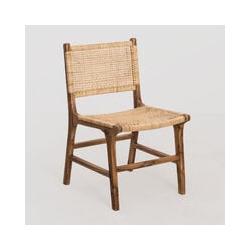 Chaise de jardin en bois de teck Catua Bois de Teck bois de teck - bois de teck bois de teck - Sklum
